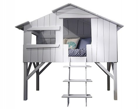 Single Bed Tree House incl. Matress