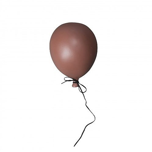 Balloon Dusty Red Small