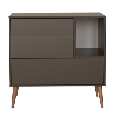 Cocoon Commode - Moss