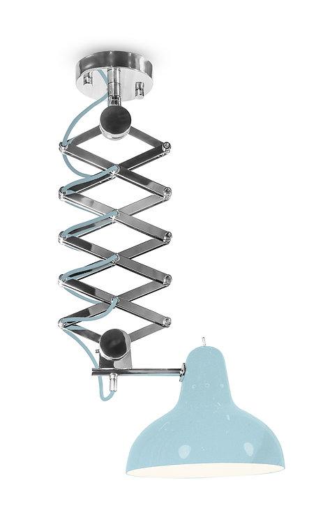 Diana Suspension Lamp - Light Blue