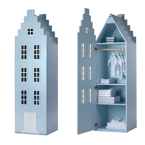 Cabinet Amsterdam Stairgable - 198/55/55 cm