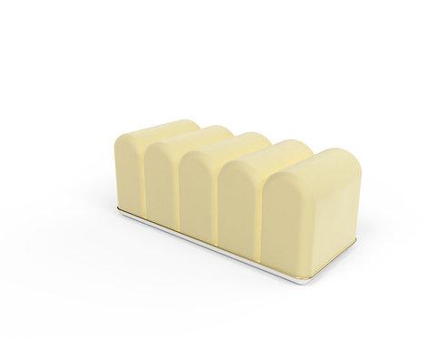 Bubble Gum Bench