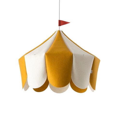 Circus Hanging Lamp - yellow