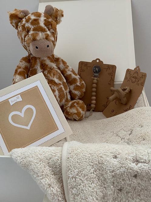 Box Baby Girafa