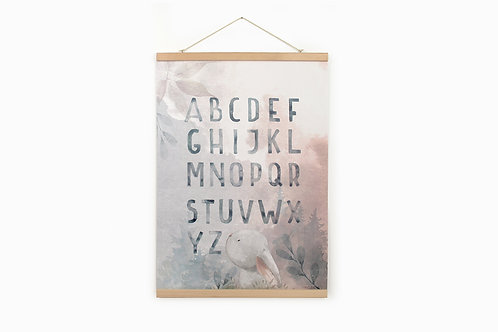 Land of letters  - Print