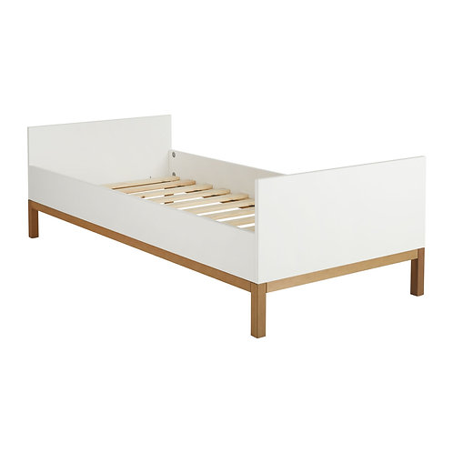 Indigo Junior Bed 90x200 Cm - White
