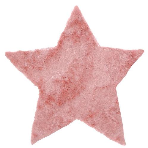 Rug Star Pink 140x140
