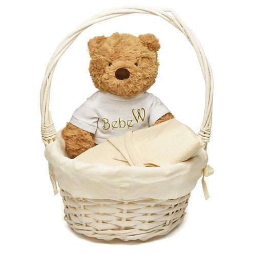 Basket Bear Welcome