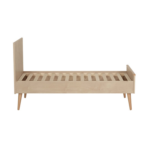 Cocoon Junior Bed 200x90 Cm - Natural Oak