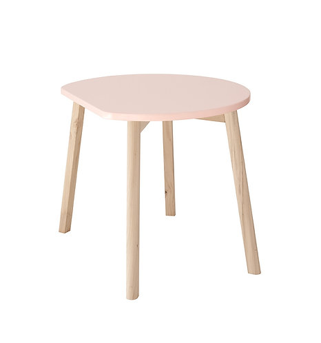 Half-Moon Table - Blush