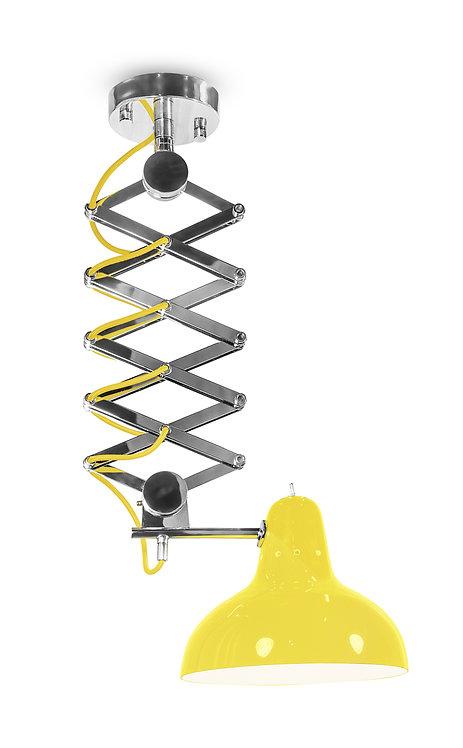 Diana Suspension Lamp - Lemon Yellow