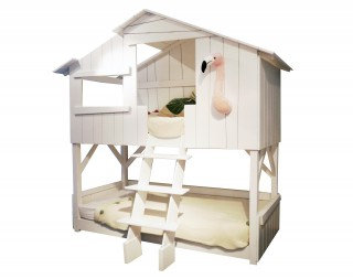 Bunk Bed Tree House incl. Matresses