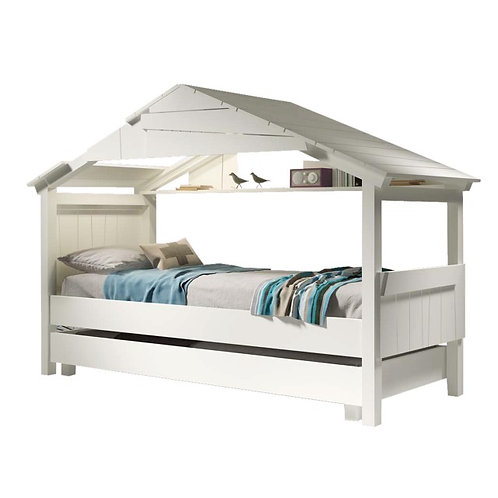 Star TreeHouse Bed 90x200 with pull-out bed