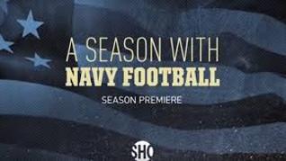 A Season w/Navy Football