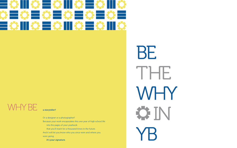 Be the WHY in YB