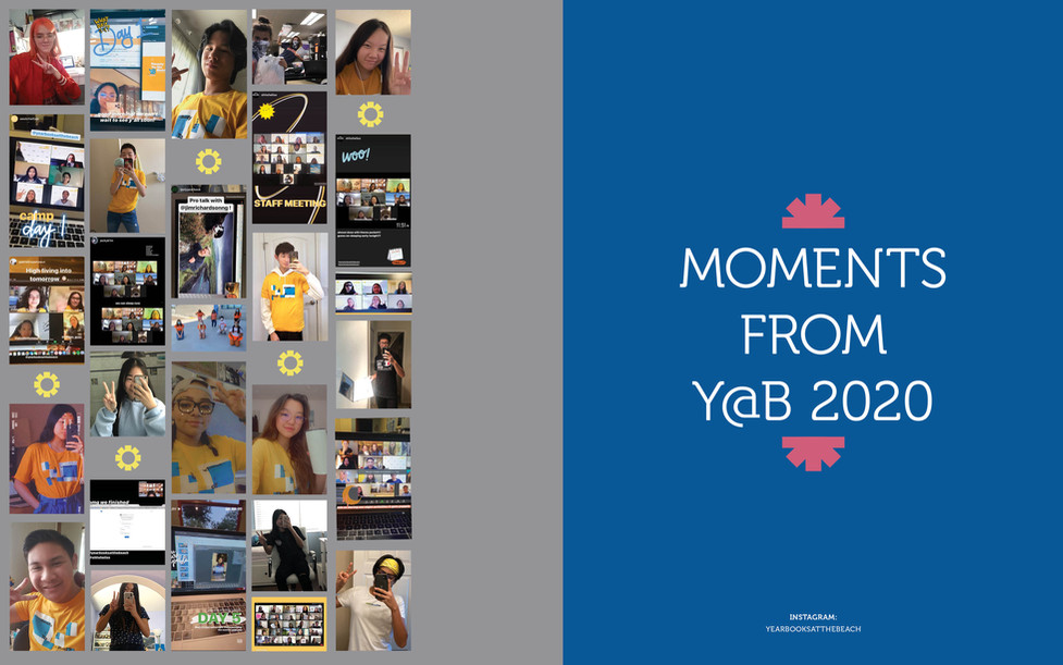 Moments from 2020