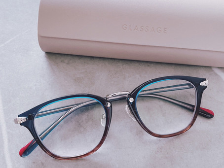 おしゃれな眼鏡屋さん「GLASSAGE」