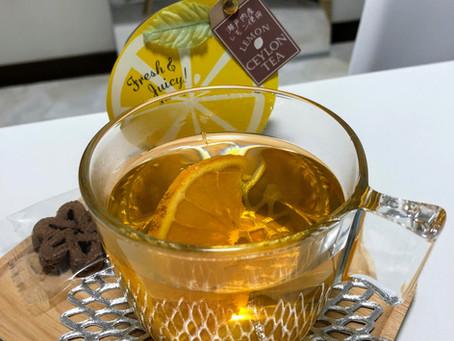 最近のお茶&お菓子はアフタヌーンティー