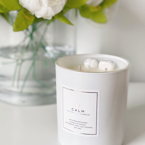 Calm Intention Candle