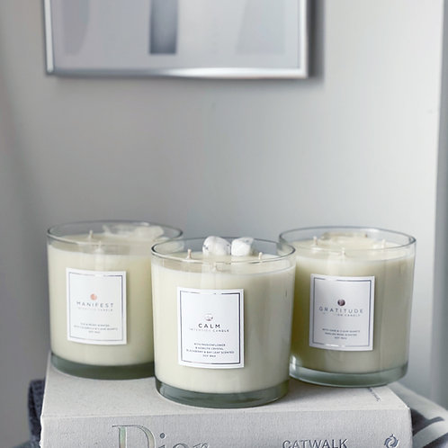 Intention Candle Trio - NEW