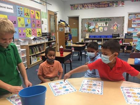 K-2 classroom fun