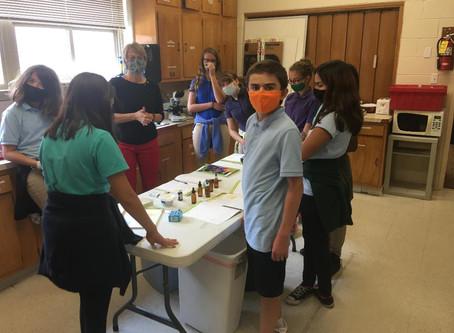 7-8th Grade Science 8/27/20