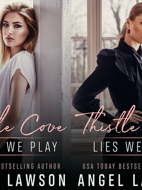 Thistle Cove (Complete 4 Book Series)