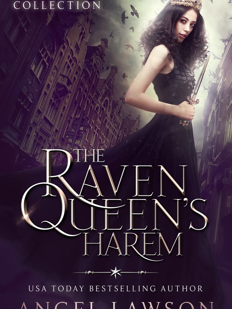Raven Queen's Harem (Complete Box Set)