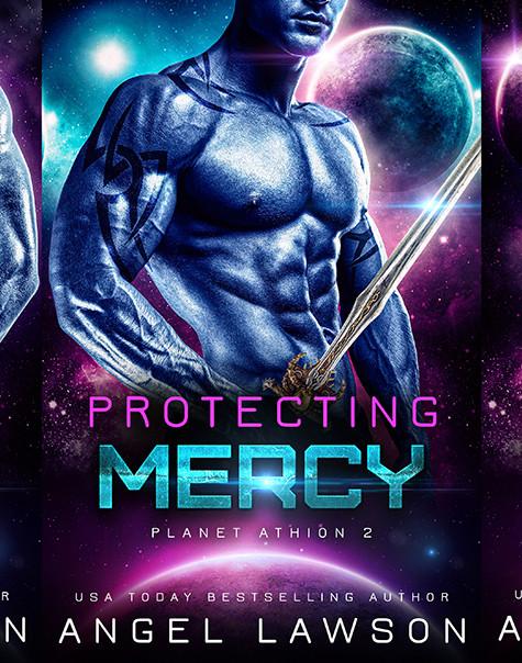 Planet Athion: Reverse Harem Alien Romance