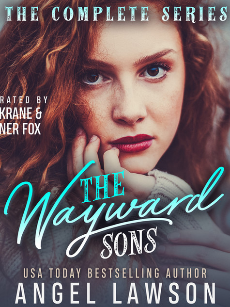 The Wayward Sons (Complete 4 Book Series)