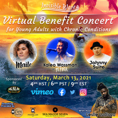 Invisible Wave Benefit Concert