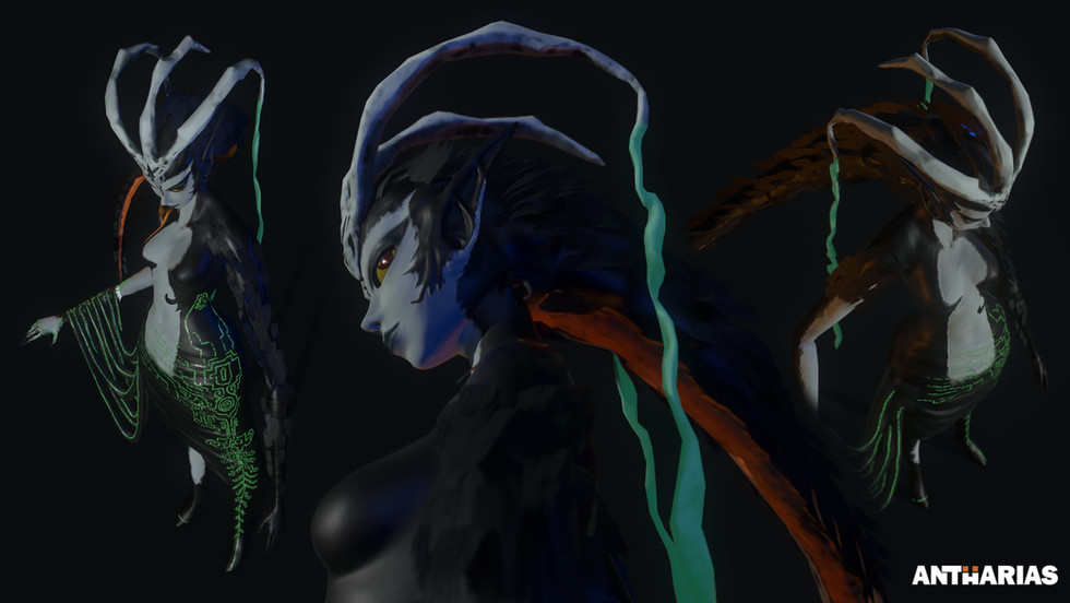 Midna Early Concept