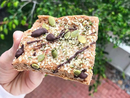 Alice's Coconut Almond Protein Bars (V, GF, Keto)