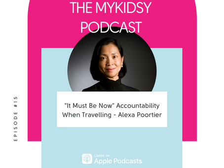 """""""It Must Be Now"""" Accountability When Travelling - Alexa Poortier"""