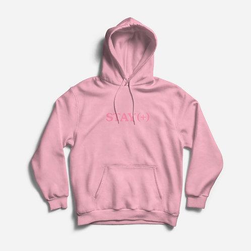 Positive Pink Hoodie