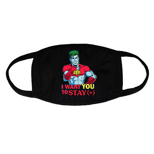 Save the World Mask