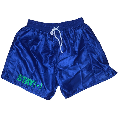 Positive Nature Satin Shorts - PREORDER
