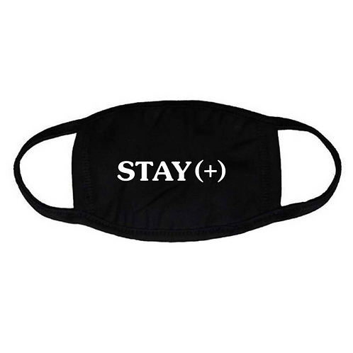 Stay(+) Face Mask