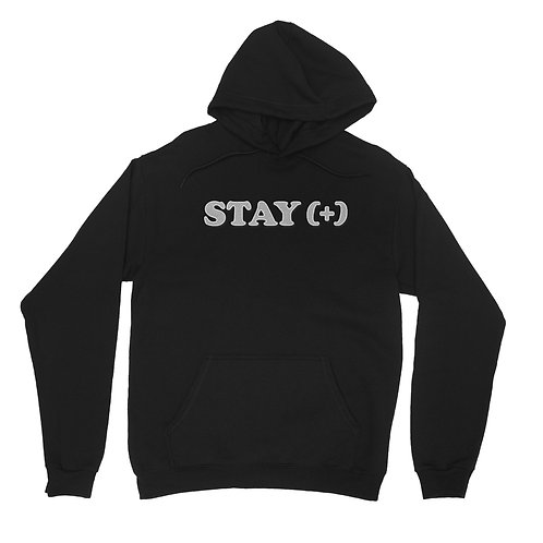 STAY(+) Classic Hoodie