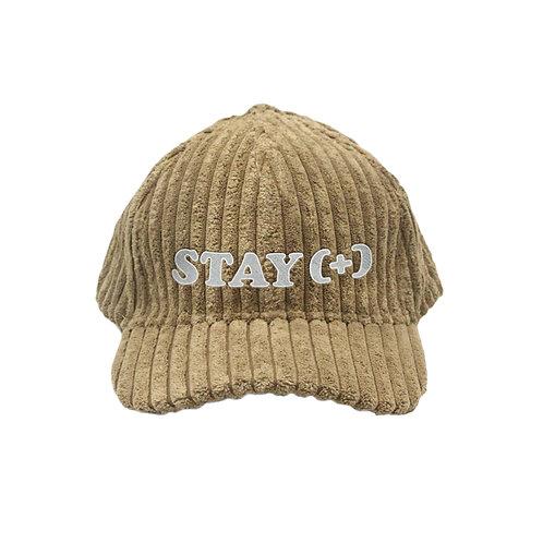 Corduroy Puff Hatt