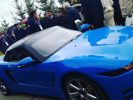 В России появится новый кооперативный автомобиль?