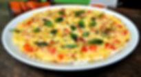 pizza de tapioca brazoka