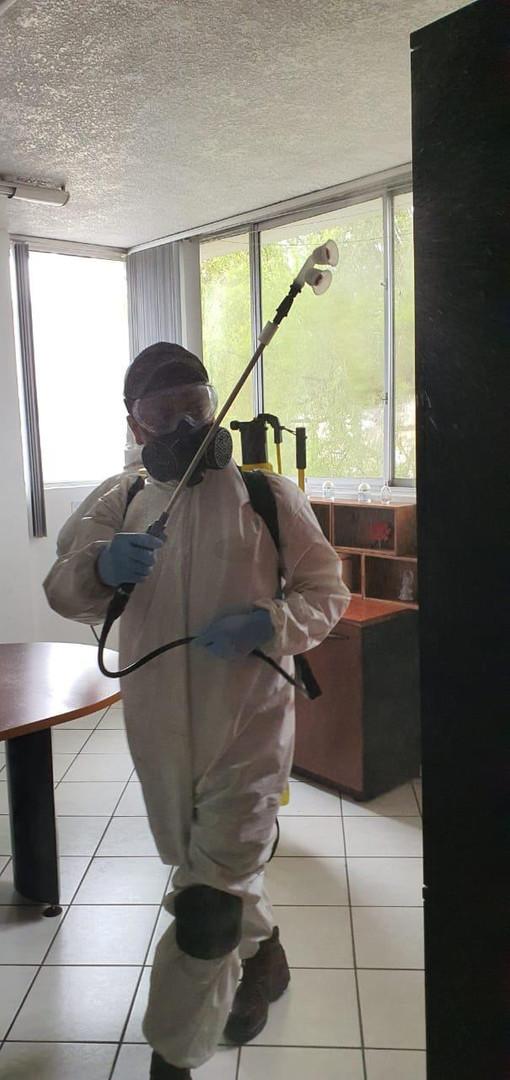Desinfección Avon