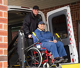 medicaid wheel chair transportation,