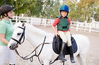 Equestrian Center for animal assisted therapy
