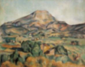 Paul_Cezanne_La_Montagne_Saint_Victoire_