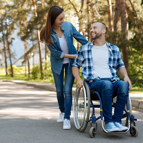 Navigating Sexuality with Caregivers of Differently Abled Folx