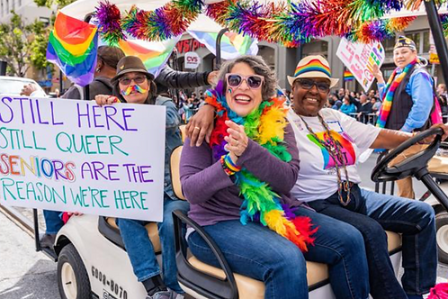 The Stonewall Generation: Inclusion of LGBTQ Older Adults in Your Clinical Pract