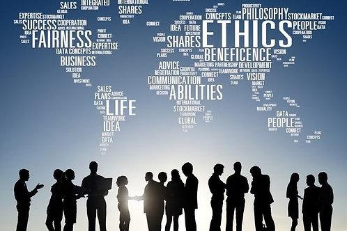 Professionalism and Ethics: Parts 1-3 with Kathleen Baldwin