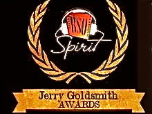 NOMINEE AND FINALIST AT THE 2011 JERRY GOLDSMITH AWARDS